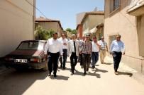 UĞUR POLAT - Doğanşehir'deki Değişim Ve Dönüşüm Çalışmalarında Sona Gelindi