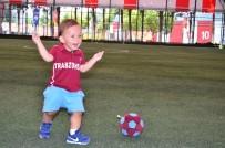 MUHARREM USTA - Dünyanın en genç transfer çalışması