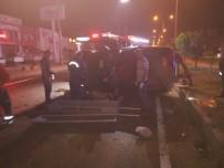 Edremit'te Trafik Kazası Açıklaması 1 Ölü