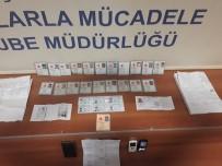 SÜRÜCÜ EHLİYETİ - Ehliyet Sınavına Başkasının Yerine Giren 2 Kişi Yakalandı