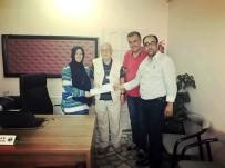 KÜRŞAT ATıLGAN - Emekli Polisten Türk Hava Kurumu'na Bağış