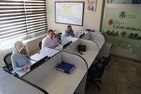 WHATSAPP - Erzincan Belediyesi Çağrı Merkezi Hizmete Devam Ediyor
