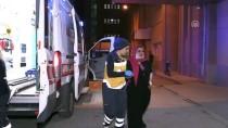 Erzincan'da Minibüs Şarampole Devrildi Açıklaması 10 Yaralı