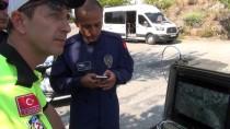 POLİS HELİKOPTERİ - Fethiye'de Helikopter Destekli Trafik Uygulaması