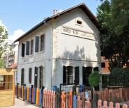 DEVLET DEMIR YOLLARı - Fransızların Yaptığı Tarihi Tren İstasyonu Eğitim Yuvası Oldu