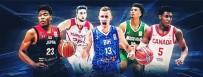 DOS SANTOS - Furkan Korkmaz, FIBA'nın En İyi 21 Yaş Altı 21 Oyuncu Listesinde Yer Aldı