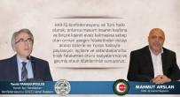ATINA - Hak-İş'ten Yunan İşçi Sendikaları Konfederasyonu Panagoupoulos'a Taziye Mesajı