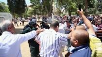 SES BOMBASI - İsrail Polisi Mescid-İ Aksa'yı Kapattı