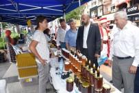 HÜSEYIN YıLMAZ - İzmit Belediyesi Bal Günlerine Yoğun İlgi