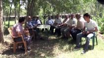 ARAZİ ANLAŞMAZLIĞI - 'Kan Davalı' Aileleri Barıştırıyorlar