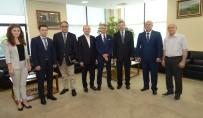 EKONOMİ BAKANLIĞI - Kanada Büyükelçisi Bursa Sanayiine Hayran Kaldı