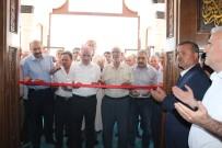 Karaman'da Şehit Ömer Halisdemir Camisi Dualarla Açıldı