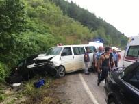KADER - Kastamonu'da Feci Kaza Açıklaması 12 Yaralı