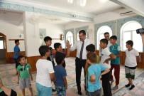 ATATÜRK LİSESİ - Kuran Kursu Öğrencilerine Yaz Kursu Hediye