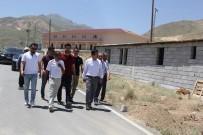 ABDULSELAM ÖZTÜRK - Mesire Alanında Çimlendirme Çalışması