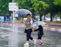 HAVA DURUMU - Meteoroloji'den İstanbul için yağmur uyarısı