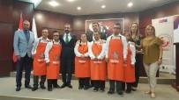 GAZIANTEP TICARET ODASı - Mutlu Kafe Çalışanları Ticaret Odası Meclis Toplantısına Renk Kattı