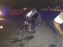 Osmaniye'de Trafik Kazası Açıklaması 1 Ölü