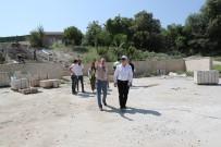 PıNARKENT - Pamukkale Belediyesi'nden Pınarkent'e Kır Düğün Salonu