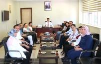 MUSTAFA DOĞAN - Rektör Karacoşkun'dan Değerlendirme Toplantısı