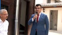 SAVAŞ ÜNLÜ - Restorasyon Çalışması Tamamlanan Tarihi İlyas Çelebi Camii İbadete Açıldı