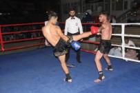 SPOR MÜSABAKASI - Şehit Sekin Anısına Muay Thai Altın Kemer Turnuvası