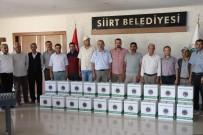 SIIRT BELEDIYESI - Siirt Belediyesinden Çölyak Hastalarına Yardım