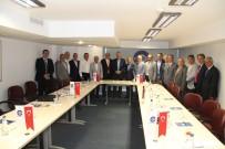İZMIR TICARET BORSASı - STK'lerin Sinerjisi İzmir'i Kalkındıracak