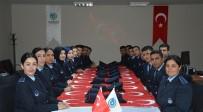 FATİH ÜNSAL - Tekirdağ Büyükşehir Belediyesinde 19 Zabıta İçin Yemin Töreni