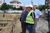 KADİR ALBAYRAK - Tekirdağ'ın Saray İlçesinde Yatırımlar Hız Kesmeden Devam Ediyor