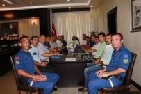 MUSTAFA YIĞIT - Transanatolia Ralli Raid Yarışı'nın Güvenlik Toplantısı Yapıldı