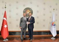 BÜLENT ECEVİT ÜNİVERSİTESİ - TSO Başkanı Keleş Ankara'da Temaslarda Bulundu