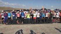 Tuz Gölü Ultra Maratonu Başladı