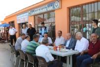 YOLCU TAŞIMACILIĞI - Van Büyükşehir Belediyesinden Minibüsçüler Kooperatifine Ziyaret