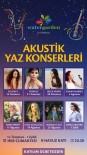 POP MÜZIK - Watergarden İstanbul'da Bilge Nihan Sahne Alacak