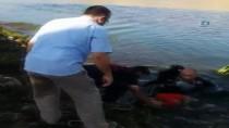 SÜTÇÜ İMAM ÜNIVERSITESI - Yüzmek İçin Nehre Giren Genç Yoğun Bakımda