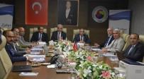 HAZINE MÜSTEŞARLıĞı - Zafer Kalkınma Ajansı 100. Genel Kurul Toplantısını Uşak'ta Yaptı