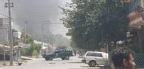POLİS KARAKOLU - Afganistan'da Bombalı Saldırı