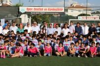 AKSARAY BELEDİYESİ - Aksaray Belediyesi Yaz Spor Okulları Törenle Açıldı