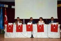 18 MART ÜNIVERSITESI - Aliağa'da Türk Dünyası Ve Yörük Türkmenler Paneline Yoğun İlgi