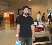 KOBRA YILANI - Aref İstanbul'a Geldi Açıklaması Durumum İyi