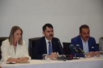 DENİZ ULAŞIMI - Bakan Kurum Açıklaması 'İzmir'i Şaha Kaldıracağız'