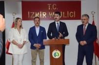 EROL AYYıLDıZ - Bakan Kurum'dan Belediye Başkanlarına İmar Barışı Uyarısı