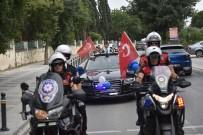 ALI YıLDıZ - Başkan Yazıcı, Makam Aracını Sünnet Olan Şehit Çocuklarına Tahsis Etti