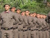 ALAY KOMUTANLIĞI - Bedelli askerlikte kışlalar belli oldu