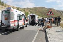Çankırı'da Yaralanan Polis Ankara'ya Sevk Edildi