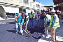 CEYLANPINAR - Ceylanpınarlılar Gazi Caddesi'ndeki Çalışmalardan Memnun