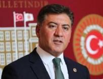BAŞÖRTÜLÜ - CHP'li vekil Murat Emir'in başörtüsü rahatsızlığı