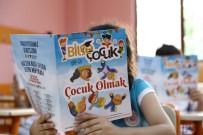 BAĞCıLAR BELEDIYESI - Çocuklar, İstismara Karşı Dergiyle Uyarıldı