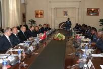 RÜZGAR ENERJİSİ - Cumhurbaşkanı Recep Tayyip Erdoğan Açıklaması 'Farklı Alanlarda 12 Anlaşma İmzalayacağız'